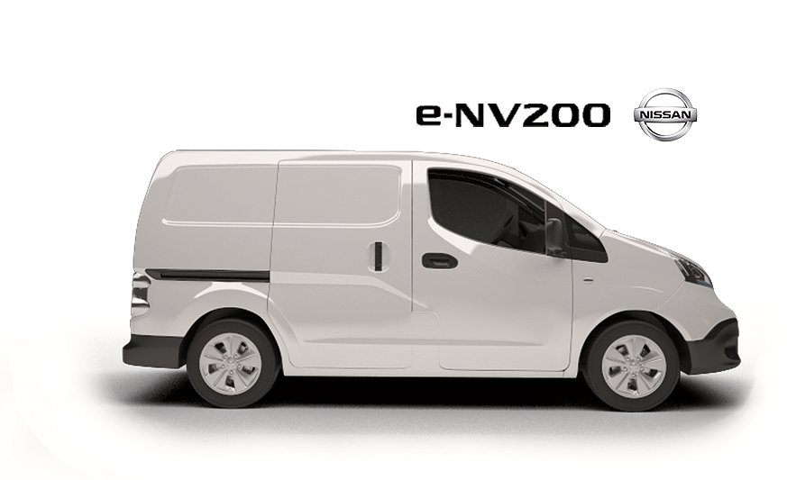 Nissan E-NV200 40kw comfort