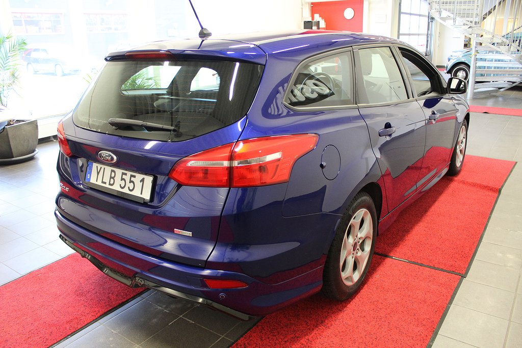 Ford Focus, ST-Line Euro 6 125hk
