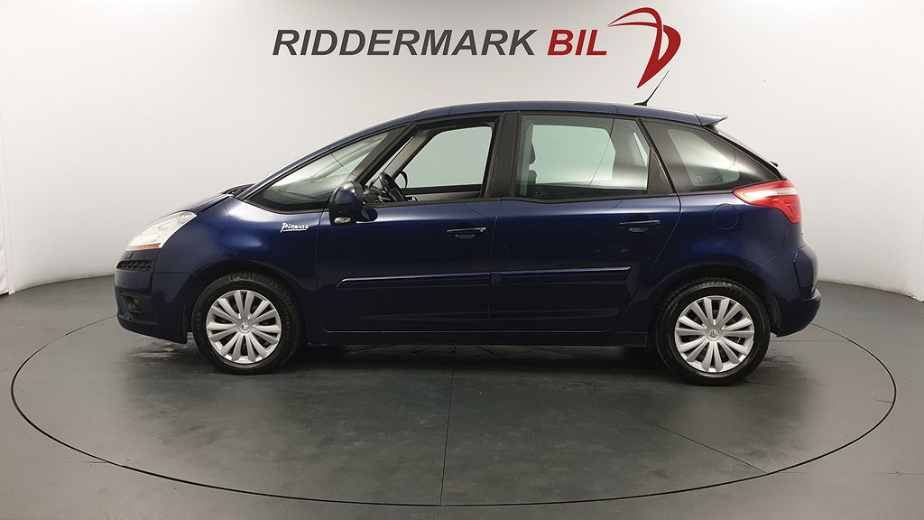 Citroën C4 Picasso 2.0 HDiF EGS 136hk Drag Ny Kamrem