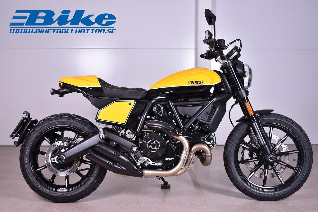 Ducati Scrambler Full Throttle - 5000 kr presentkort! - 0,95% - Omgåend