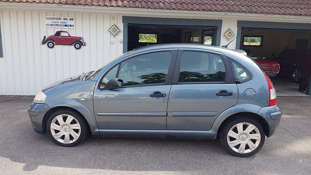 Citroën C3 1.6 HDi 110hk Ny Kamrem Nybes