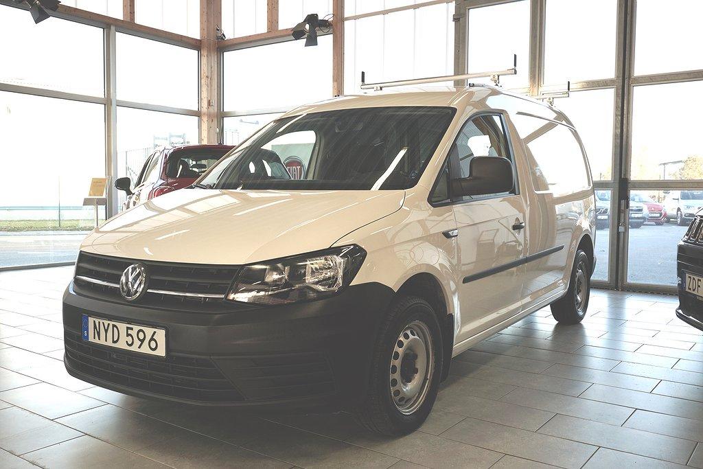 Volkswagen Caddy Tdi 102 Hk Maxi Värmare