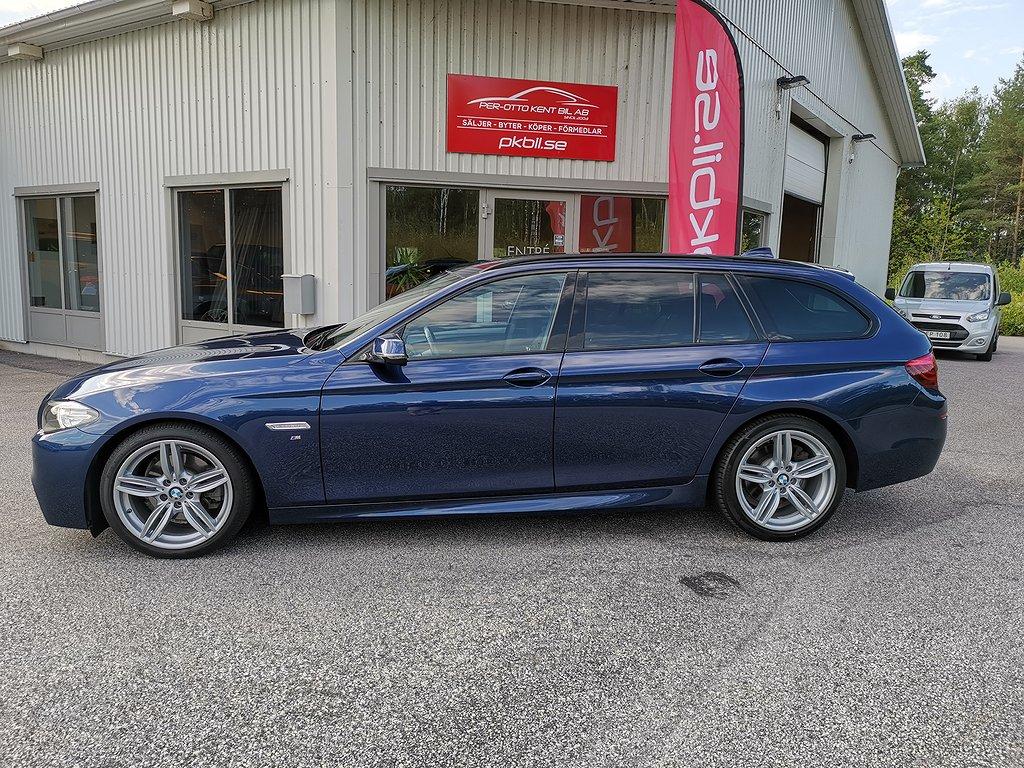 BMW 520 d Touring M-Sport Aut 190hk