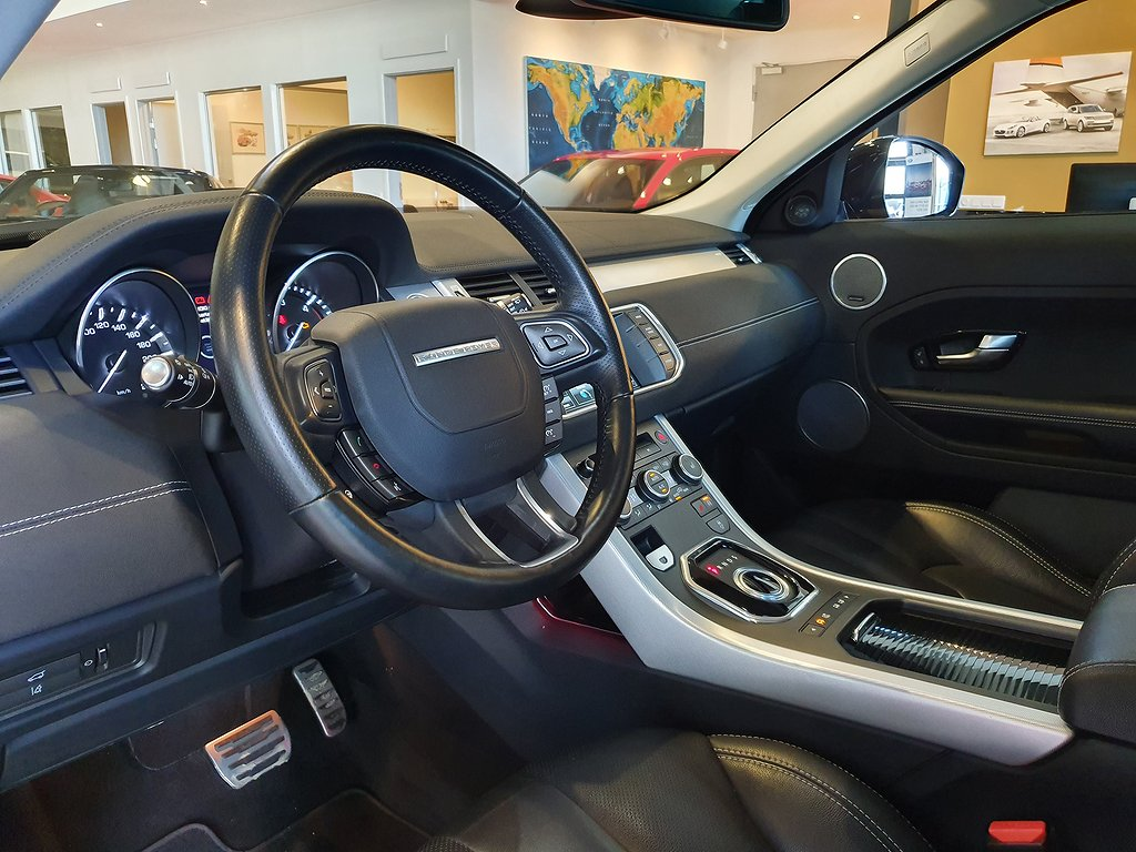 Land Rover Range Rover Evoque SD4 190hk Dynamic