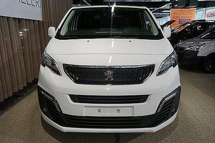 Peugeot Expert L2 PRO+ 4x4 122HK Dieselvärmare med fjärr