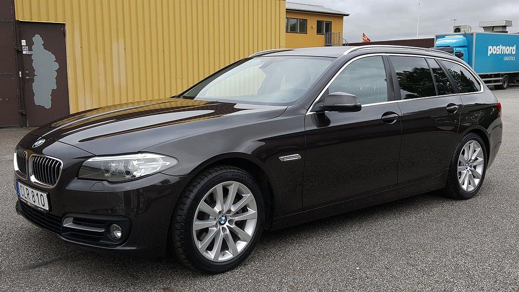 BMW 520 DA 184hk Xdrive Touring Sport paket Svensksåld