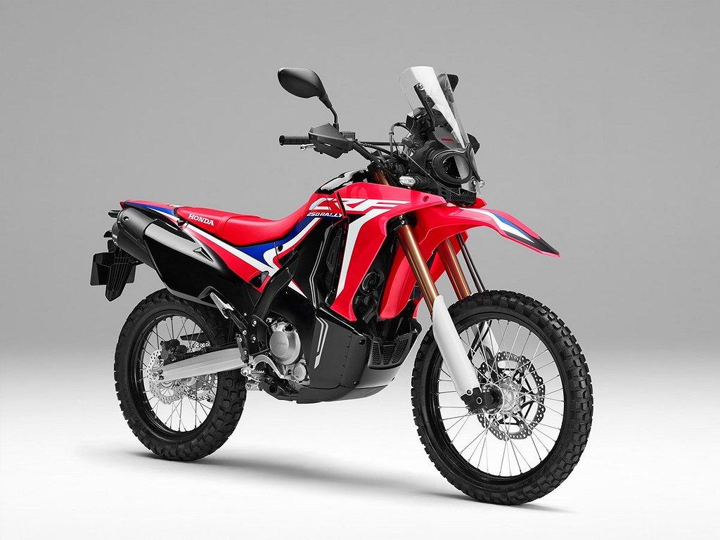 Honda CRF250RL Rally