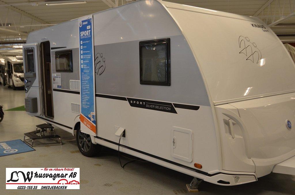 Knaus Sport Silver Selection 550 FSK