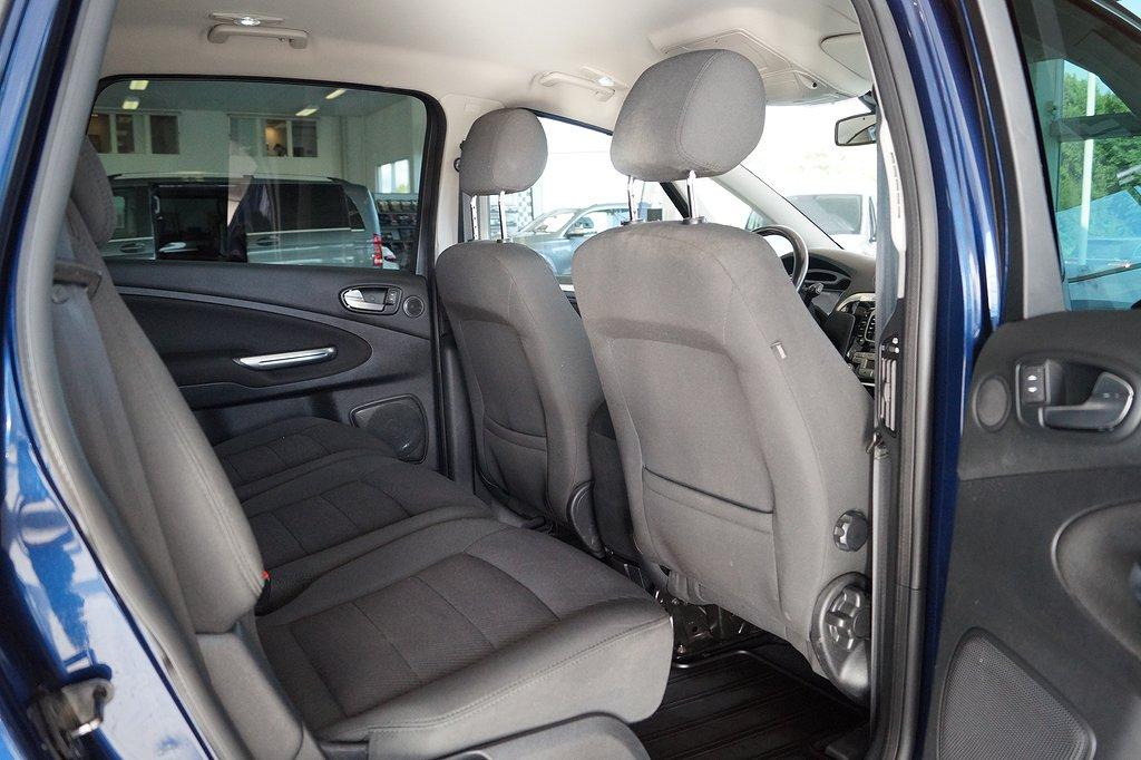 Ford S-Max 2.0 TDCi Powershift 7-sits 140hk