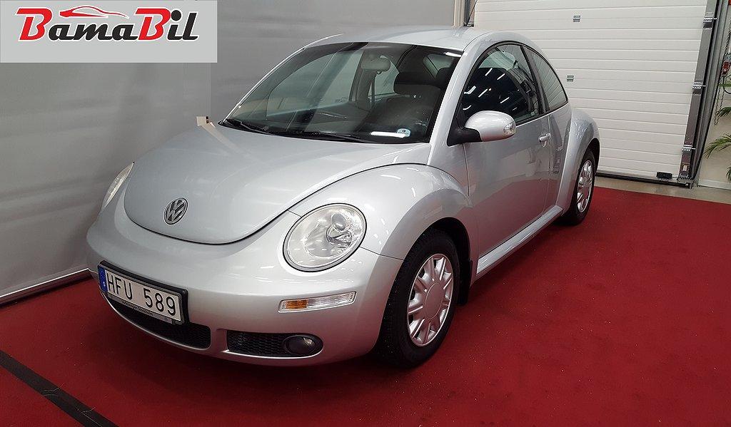 Volkswagen New Beetle 1.6 Comfort 102hk Nyservad nybesiktad