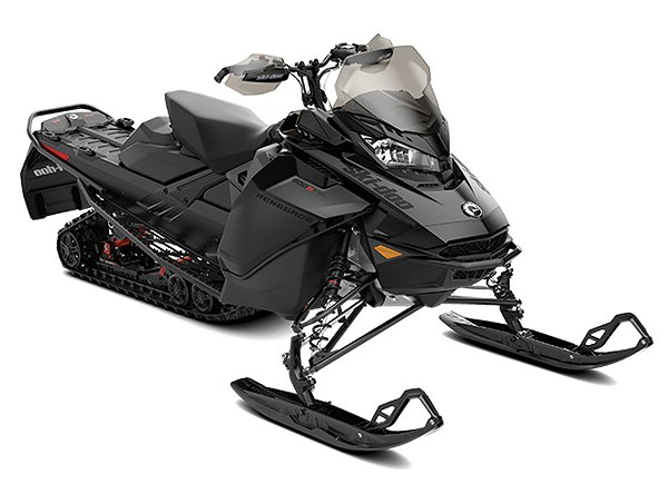 Ski-doo Renegade X-RS 600R E-TEC With Competition Package