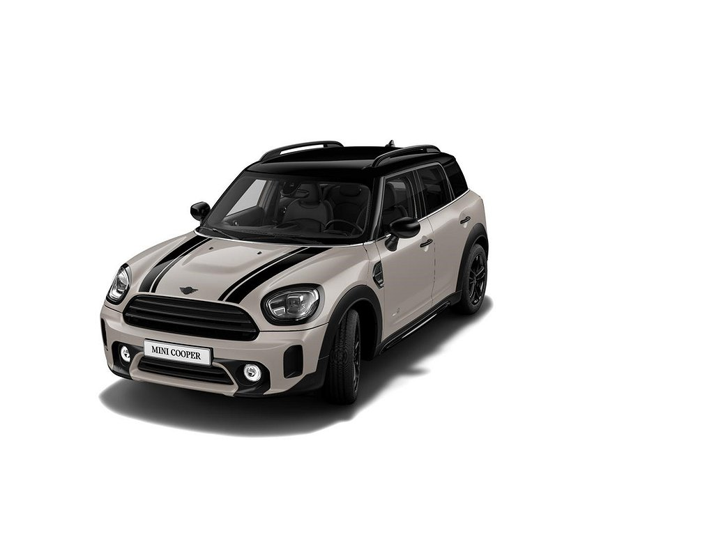 Mini Cooper ALL4 Countryman Experience Drag Automat
