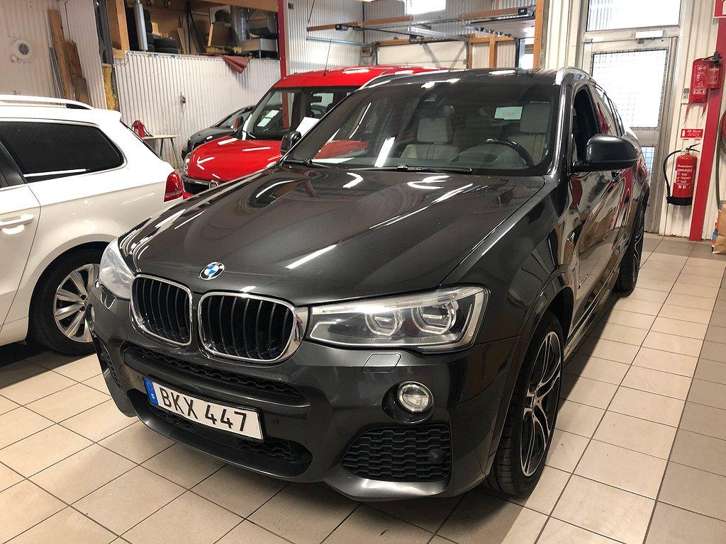BMW X4 XDrive 2,0D M-Paket Aut