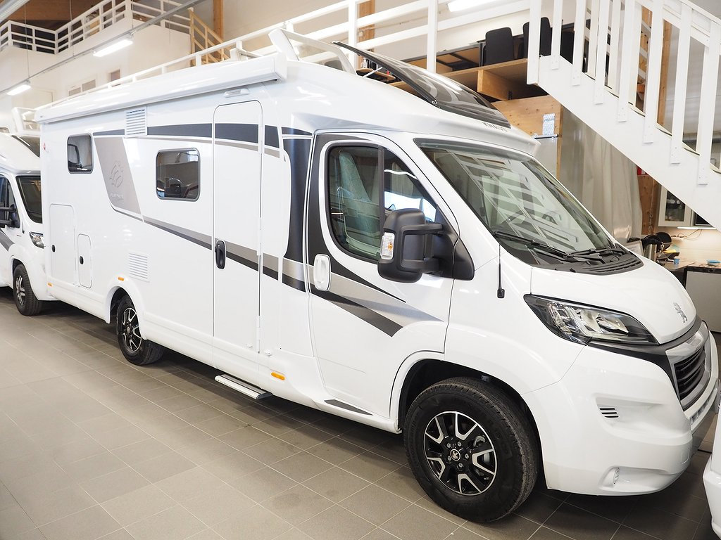 Knaus Van Ti Platinum Selection 650 MEG (mediapkt, golvvärme)