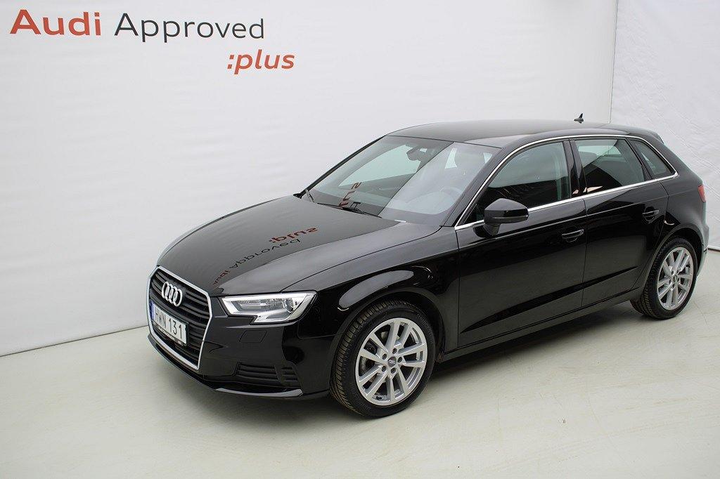 Audi A3 Sportback 1.0 TFSI 115HK