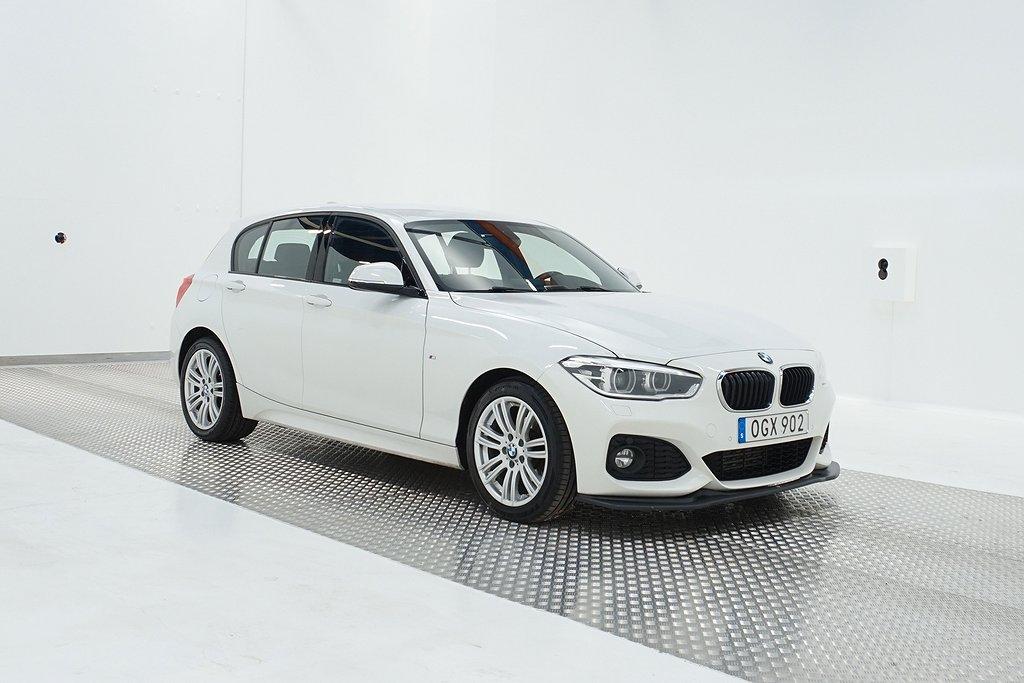 BMW 118d 5dr, F20 (150hk)