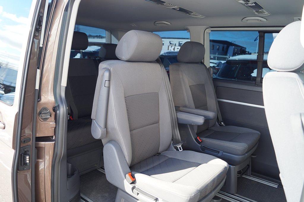 Volkswagen Multivan T5 2.0 TDI 140hk DSG
