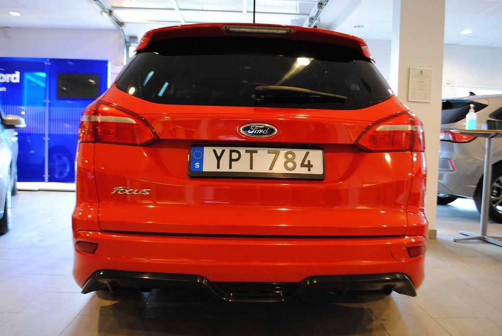 Ford Focus ST-Line 1.5 TDCi 120hk Aut Kombi