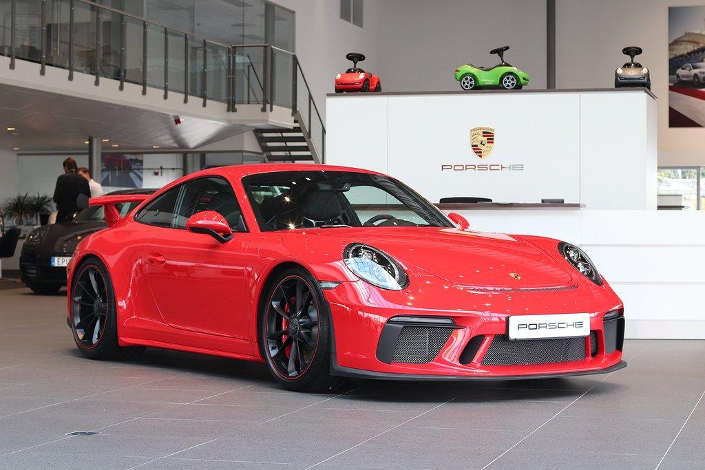 Porsche 911 991 GT3 II PDK 500 hk Club Sport