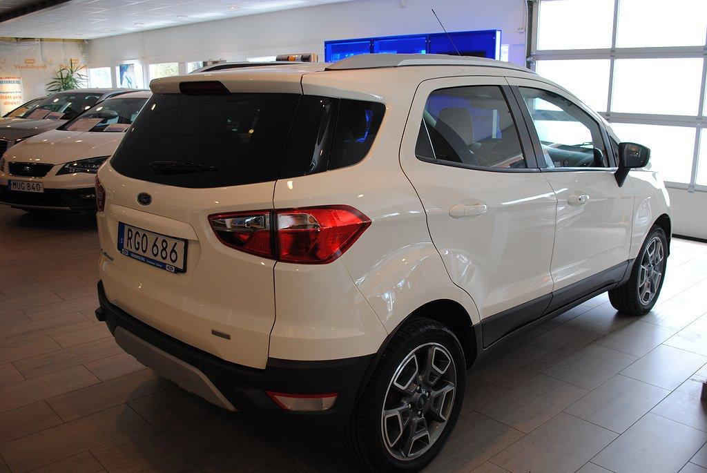 Ford Ecosport *1.95%ränta&5000kr i fritt bränsle* 1.0 EcoBoost 140 HK