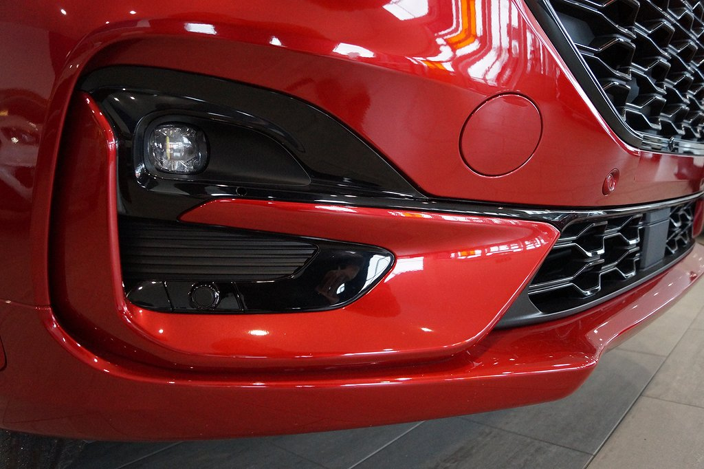 Ford Puma 1.0T EcoBoost 125hk ST-Line X Crossover, Lansering