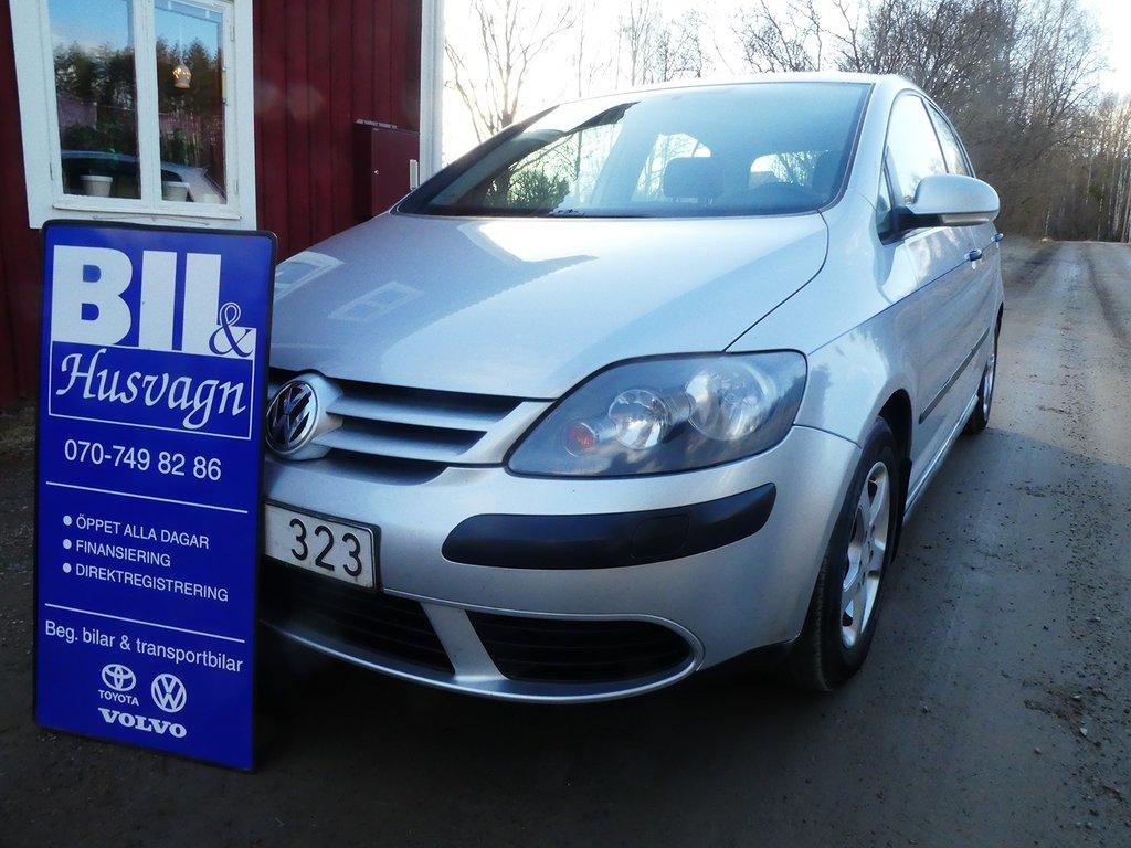 Volkswagen Golf 1.6 FSI PLUS/NYBES U.A./NYSERV/6-VXL MAN/INBYTE