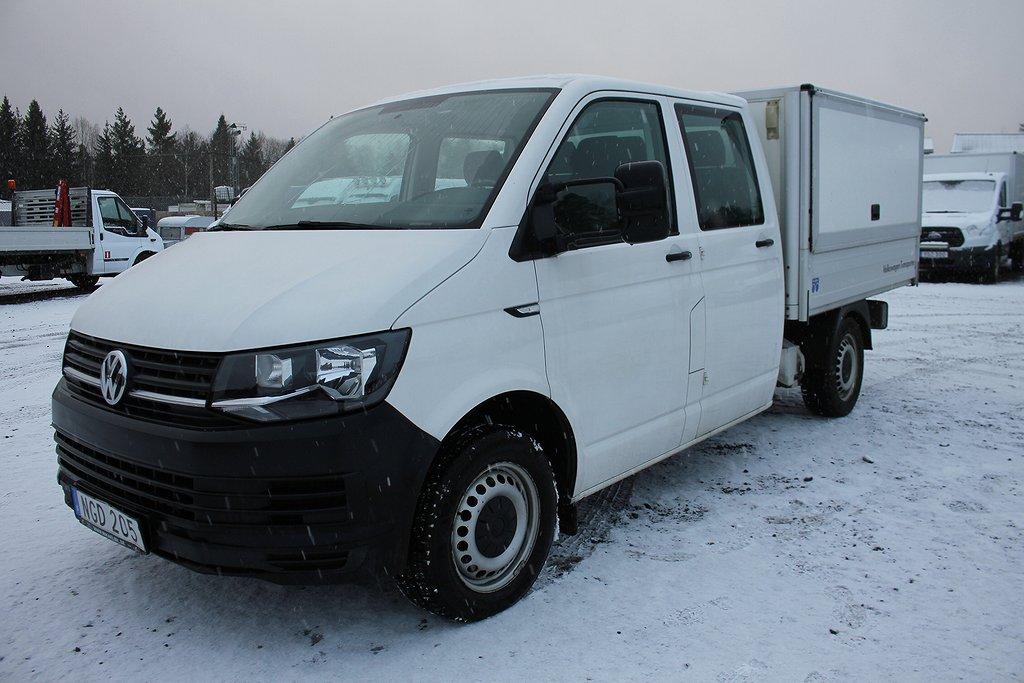 Volkswagen Transporter Pickup T6 2.0TDI*