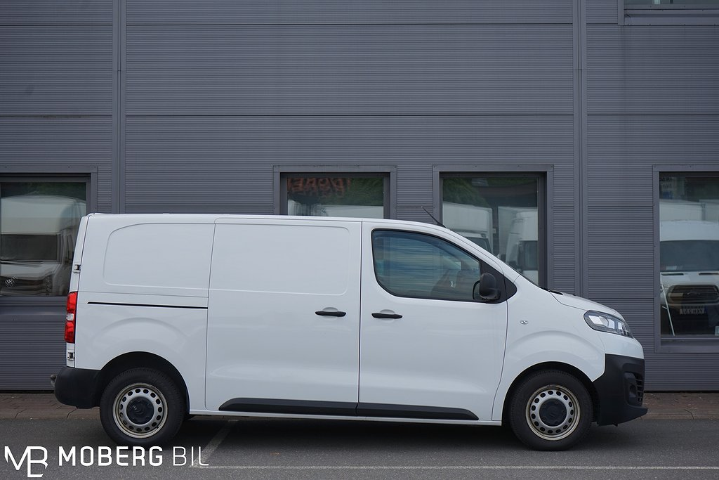 Citroën Jumpy 2.0 BlueHDI 120hk L2 Drag