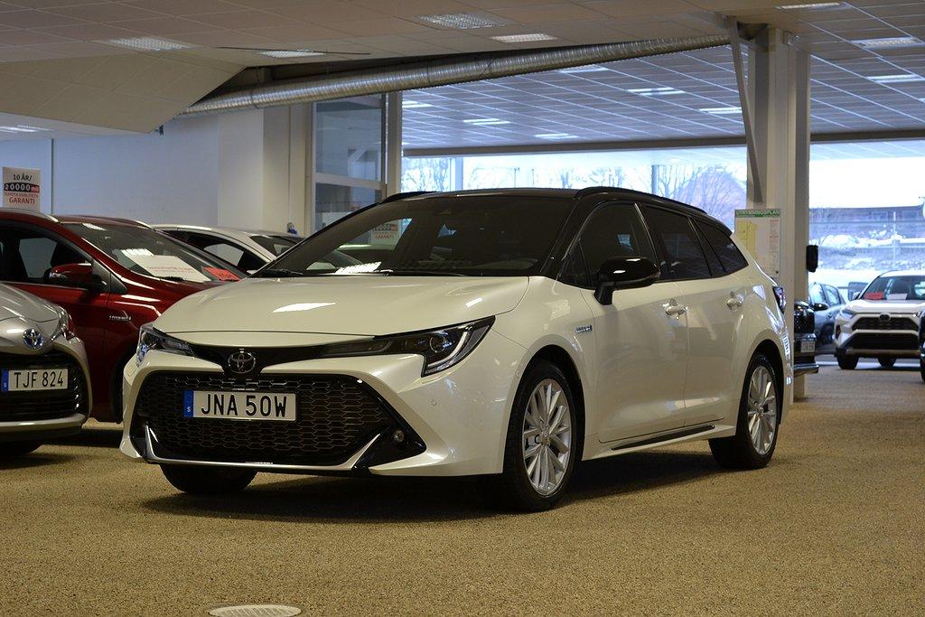 Toyota Corolla 2.0 HSD TS GR-S+ Nav Bi-Tone V-hjul Ingår