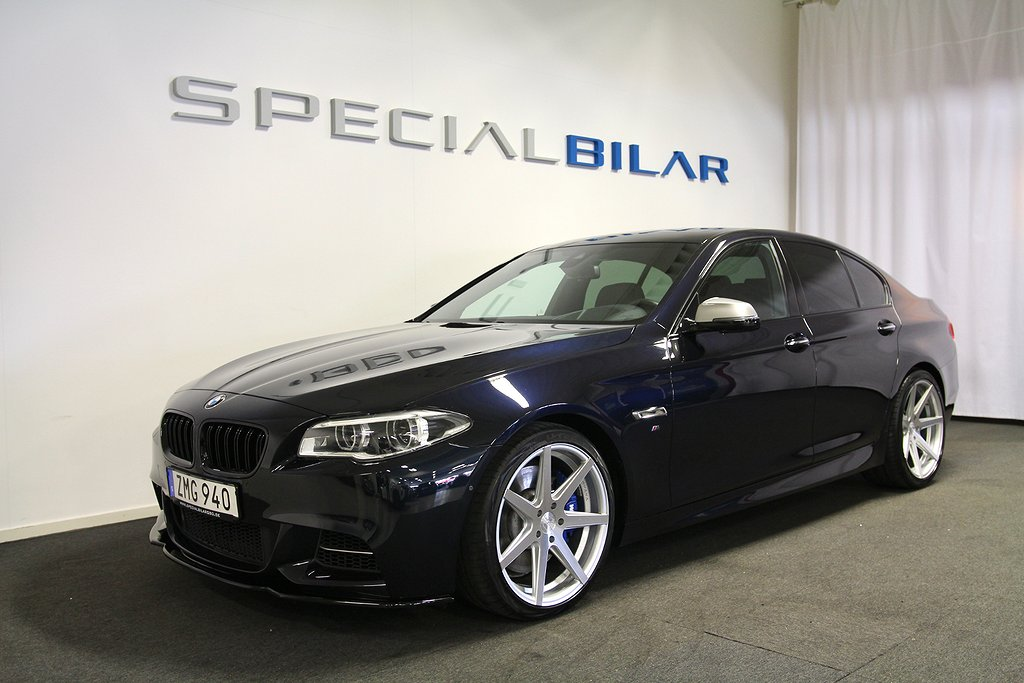 BMW M550 d xDrive M Sport Innovation Soft-Close 381hk EU6