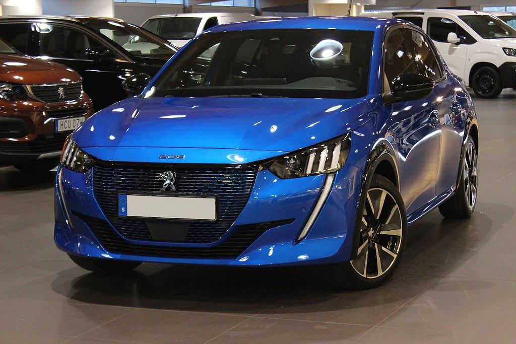 Peugeot 208 GT-Line+ Electric - NYHET