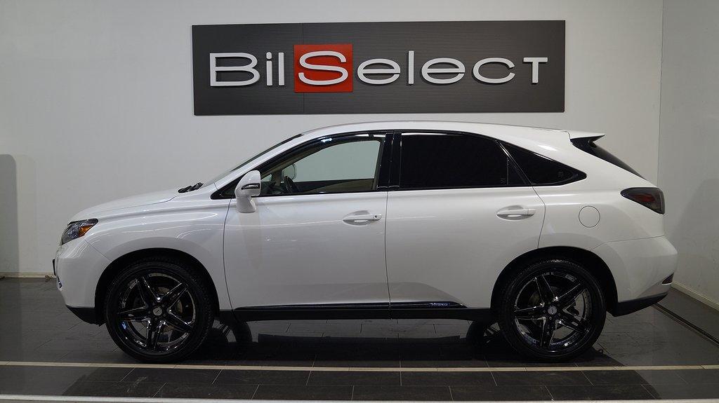 Lexus RX 450h AWD 3.5 V6 AWD CVT Luxury 299hk