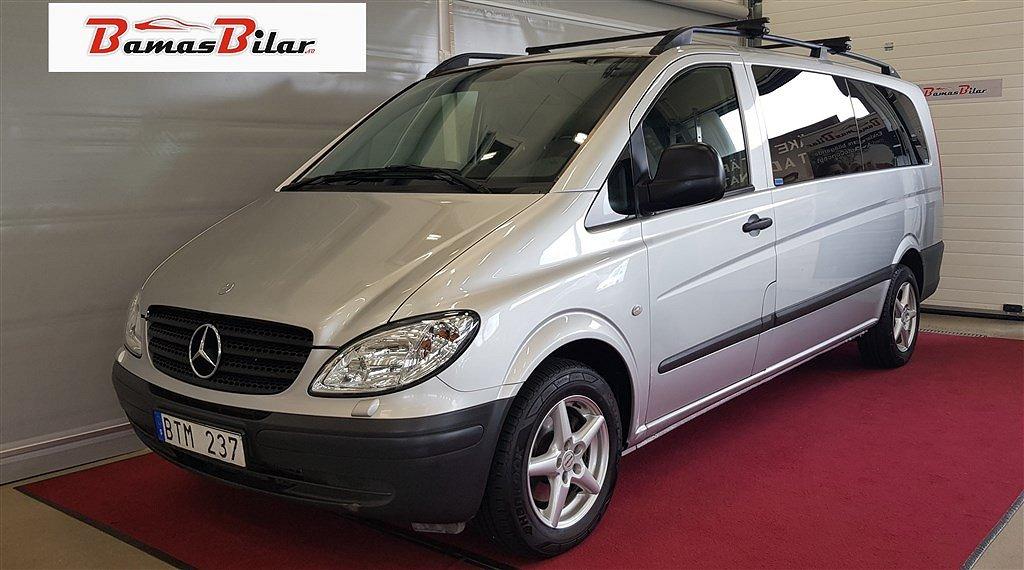 Mercedes-Benz Vito 115 CDI Manuell, 150hk 9 Sitts