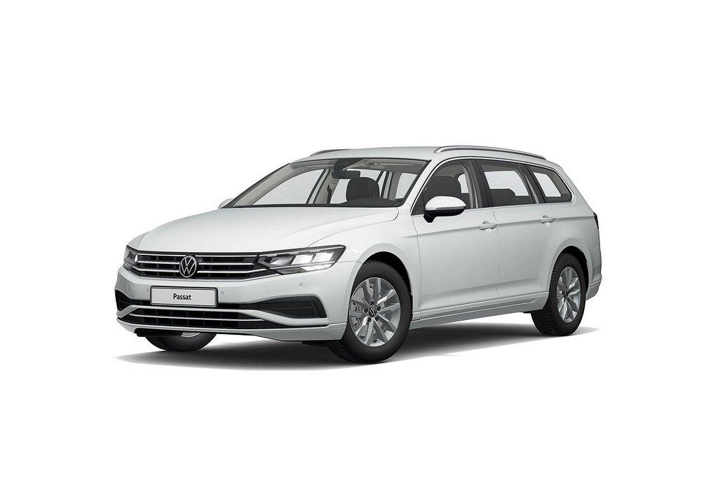 Volkswagen Passat 1.5 TSI 150hk DSG