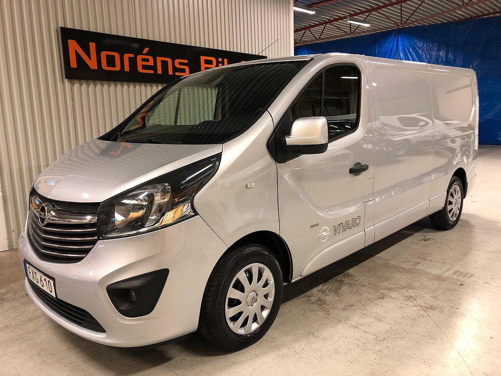 Opel Vivaro 1,6 CDTI 120Hk L2 LEASBAR