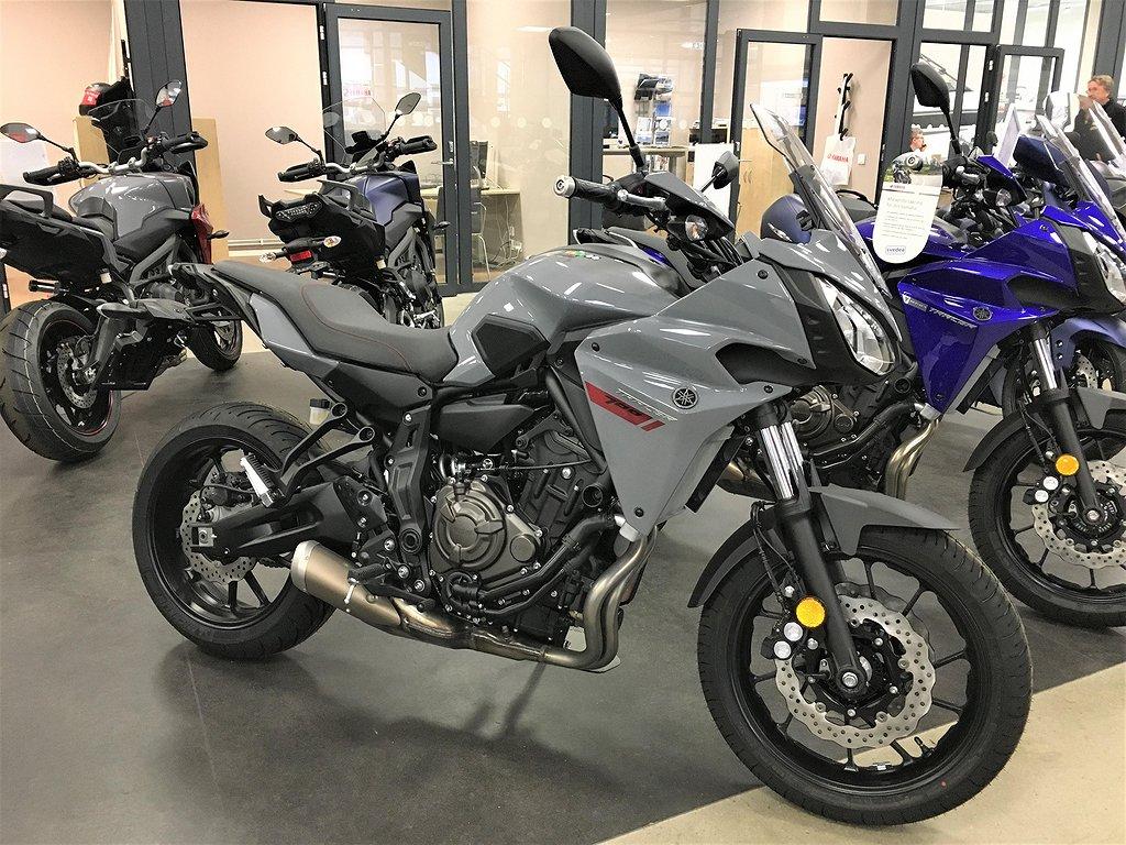 Yamaha TRACER 700 - HÖSTREA!