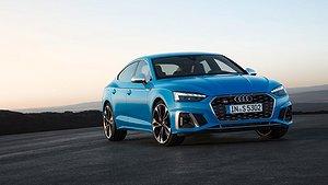 Officiell: Nya faceliftade Audi A5