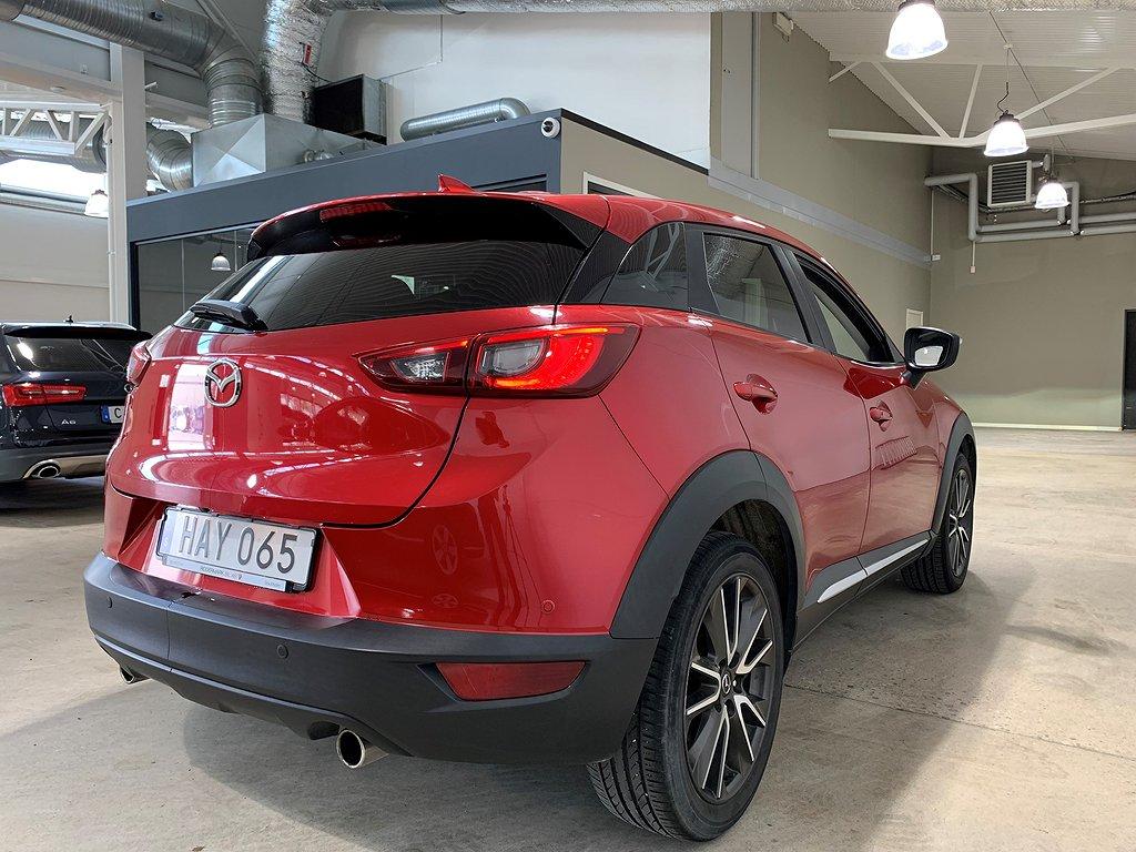 Mazda CX-3 2.0 AWD (150hk)