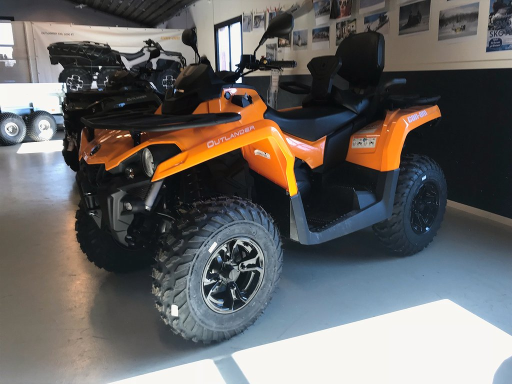 Can-Am Outlander MAX DPS T3 450 -18