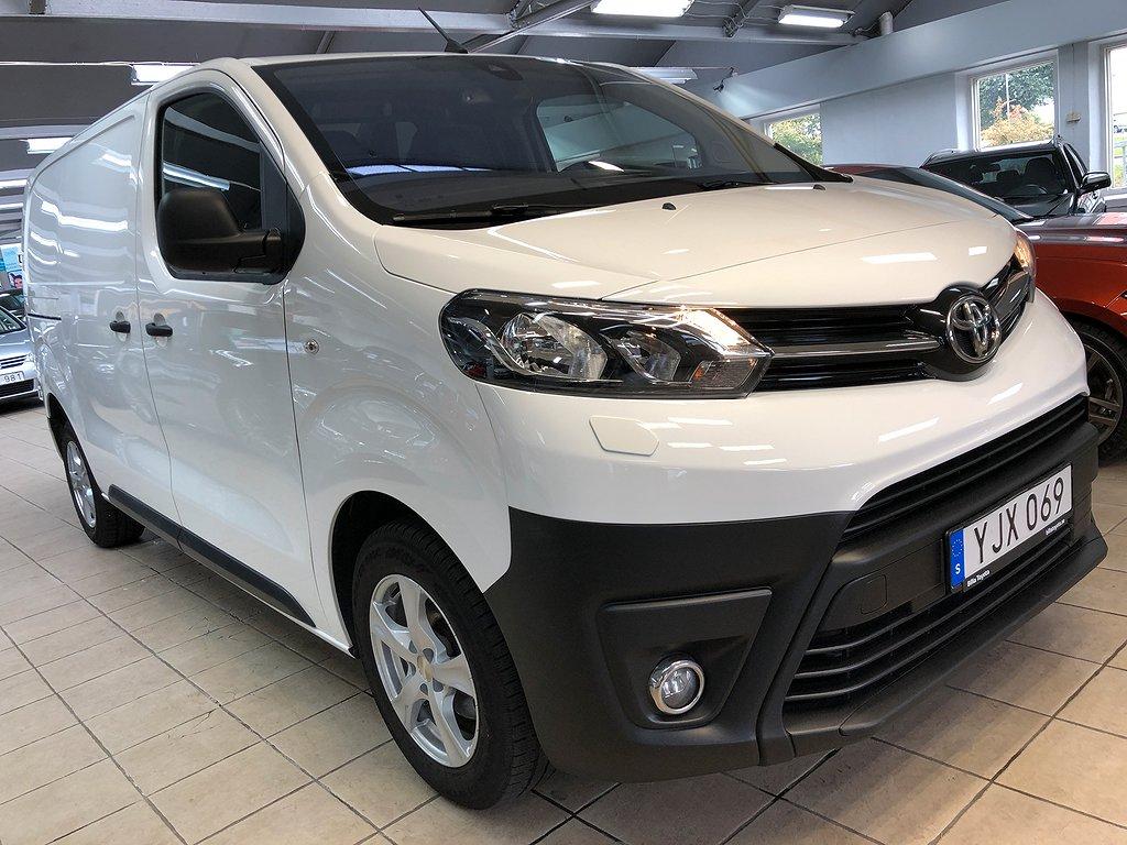 Toyota Proace 2.0D (120hk)*5000Mil*drag*