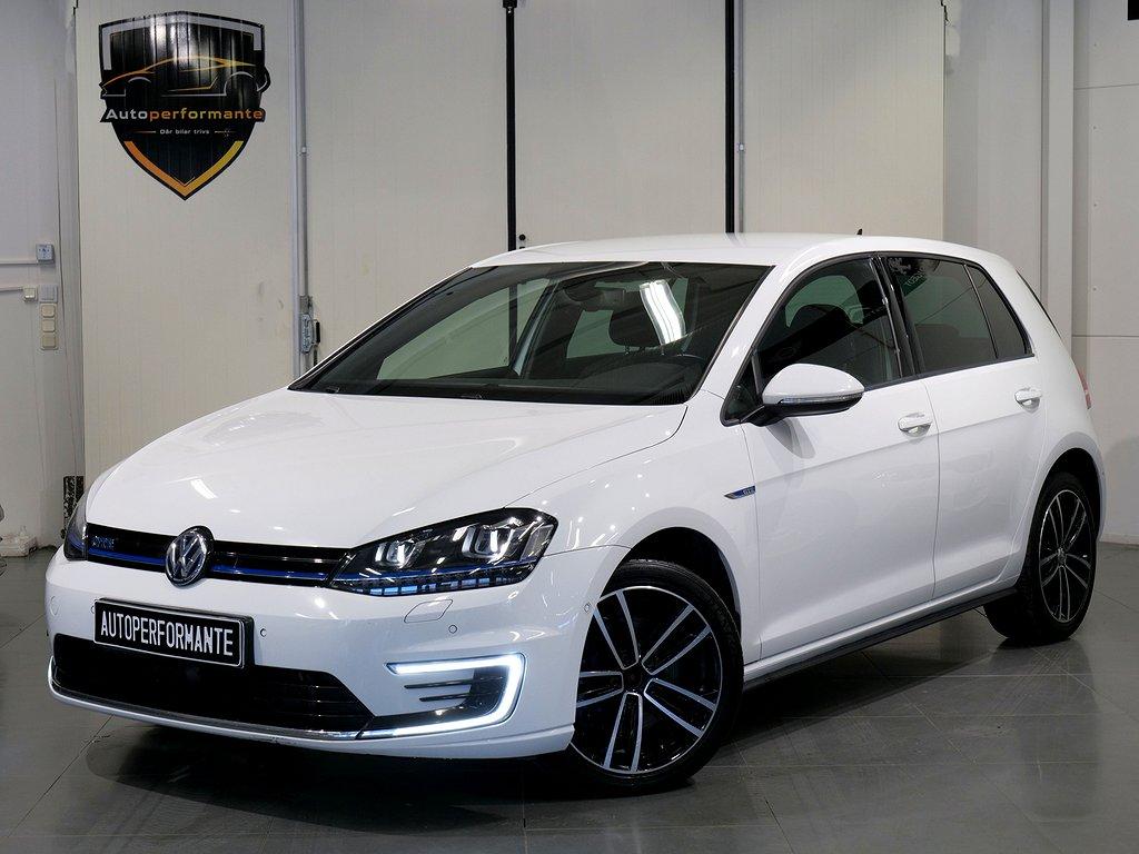 Volkswagen Golf GTE 1.4 TSI DSG Sekventiell  Drag Eu6 204hk