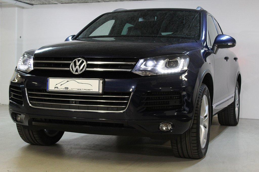 Volkswagen Touareg V6 TDI 4Motion Premium 240hk