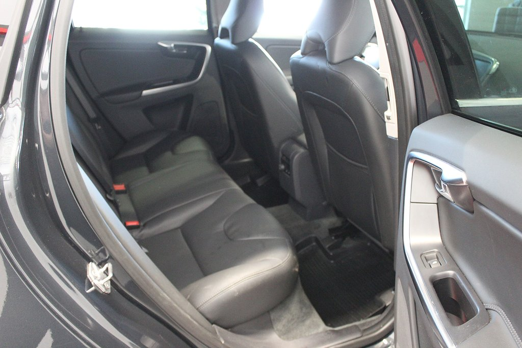 Volvo XC60, D3 Summum Driver Support