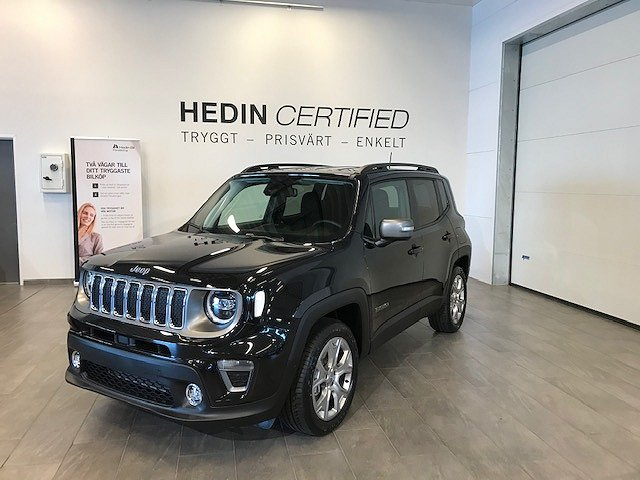Jeep Renegade Renegade Limited PHEV 1.3 GSE T4 190hp AT6 4xe