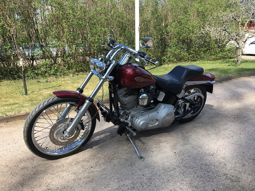 Harley-Davidson FXST Softail