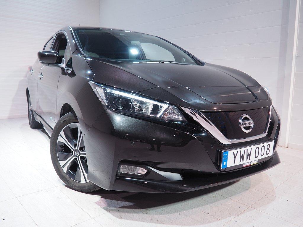 Nissan Leaf 40 kWh 149hk N-Connecta 2019