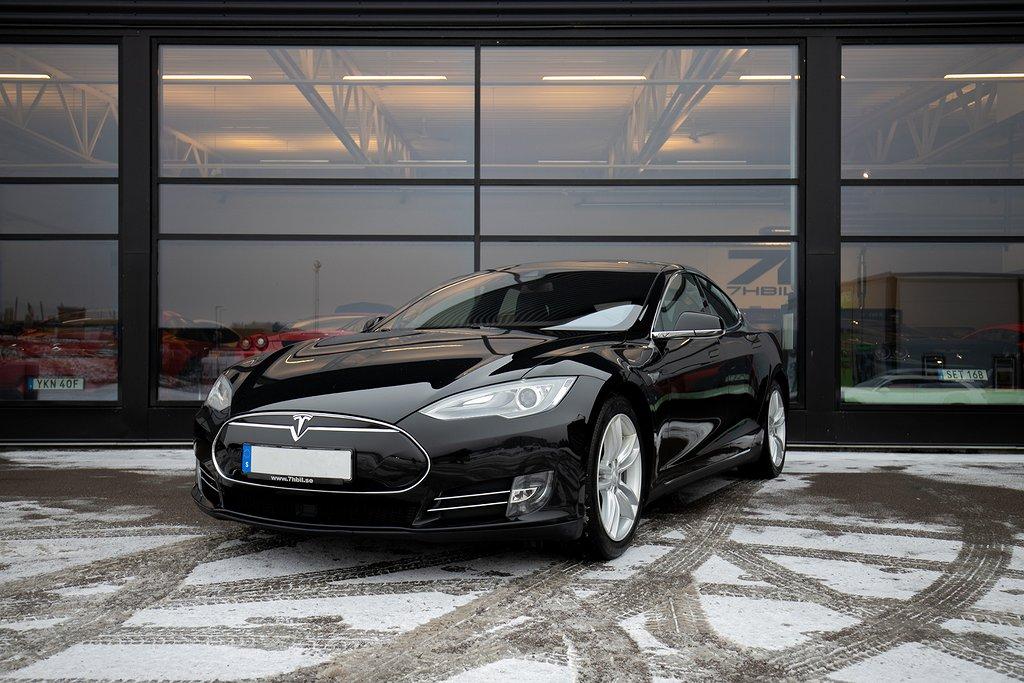 Tesla Model S 85D / Autopilot /  Svensksåld /
