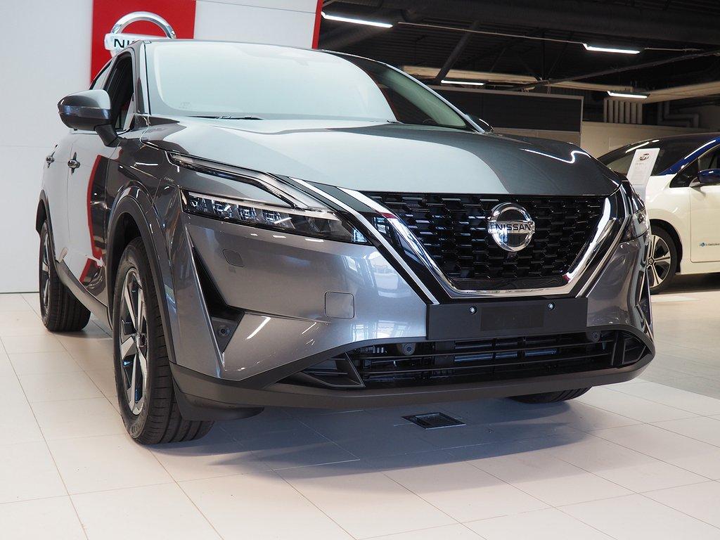 Nissan Qashqai Tekna MHEV 158 Xtronic 2WD MY22 2022
