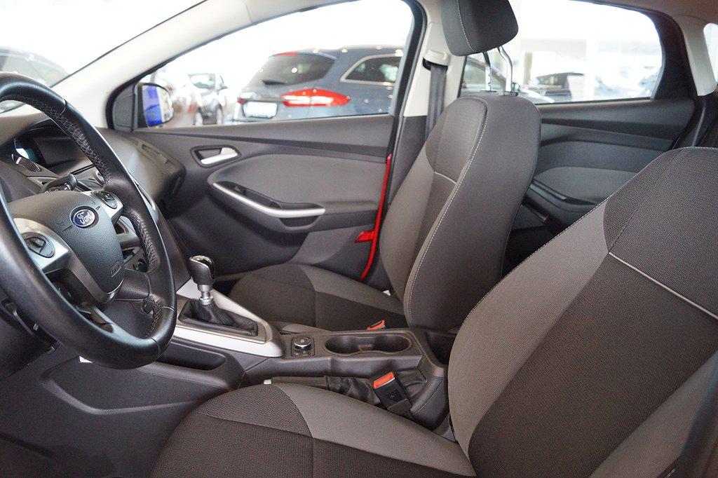 Ford Focus *1.95%ränta/5000kr i bränsle*1.6 TDCi 95hk Trend 5dr