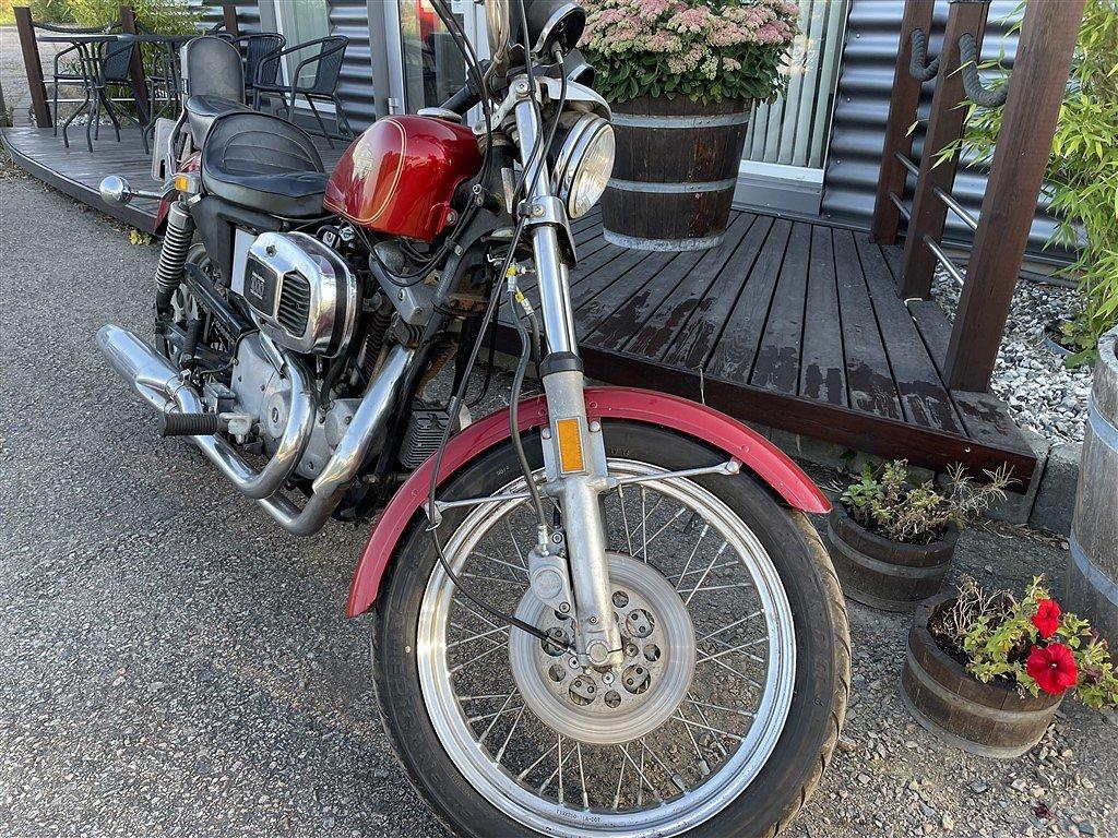 Harley-Davidson Xlh, Sportster -1000, Järnhäst, 859 mi!!! 2 ägare!!